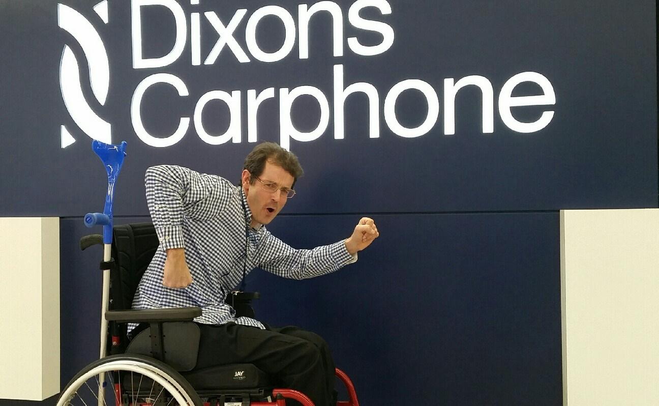 DC Wheelchair